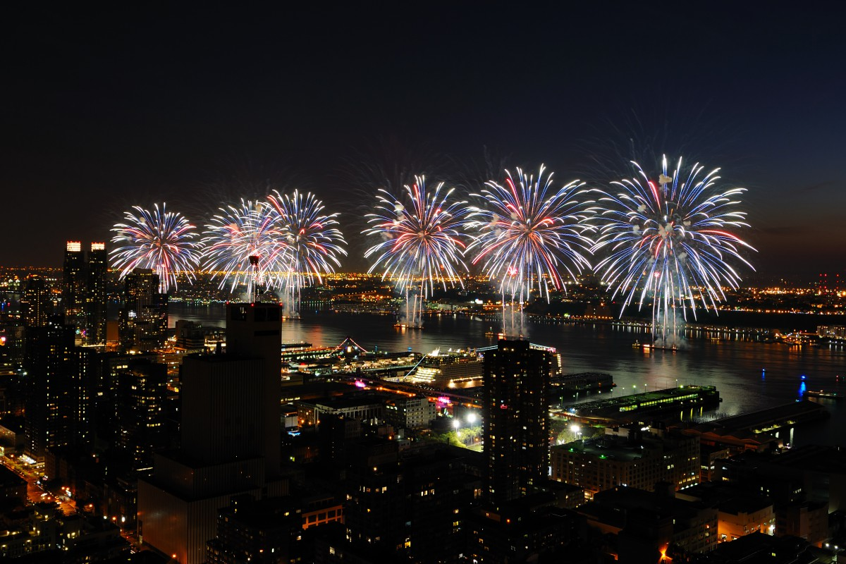 Weekend Agenda: Macy's 4th of July Fireworks