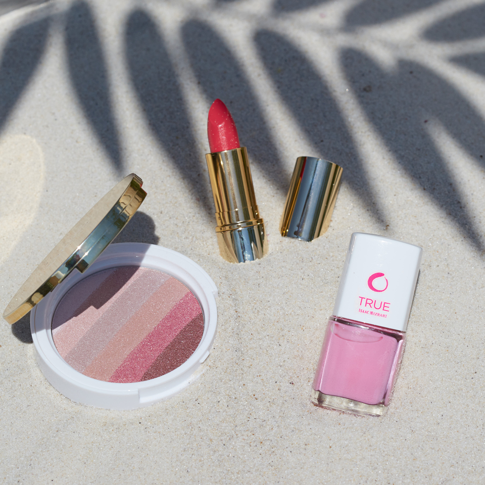 Beauty How-To:  Beach Beauty