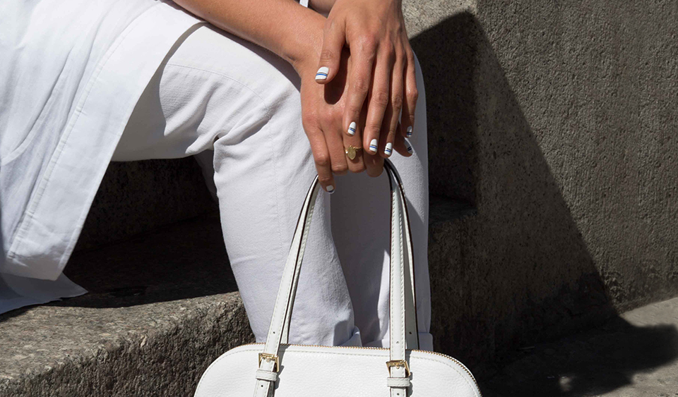Rachel's Nails: Last Call—Summer Whites!