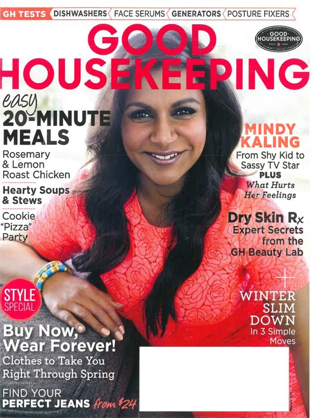 Good Housekeeping, February 2015