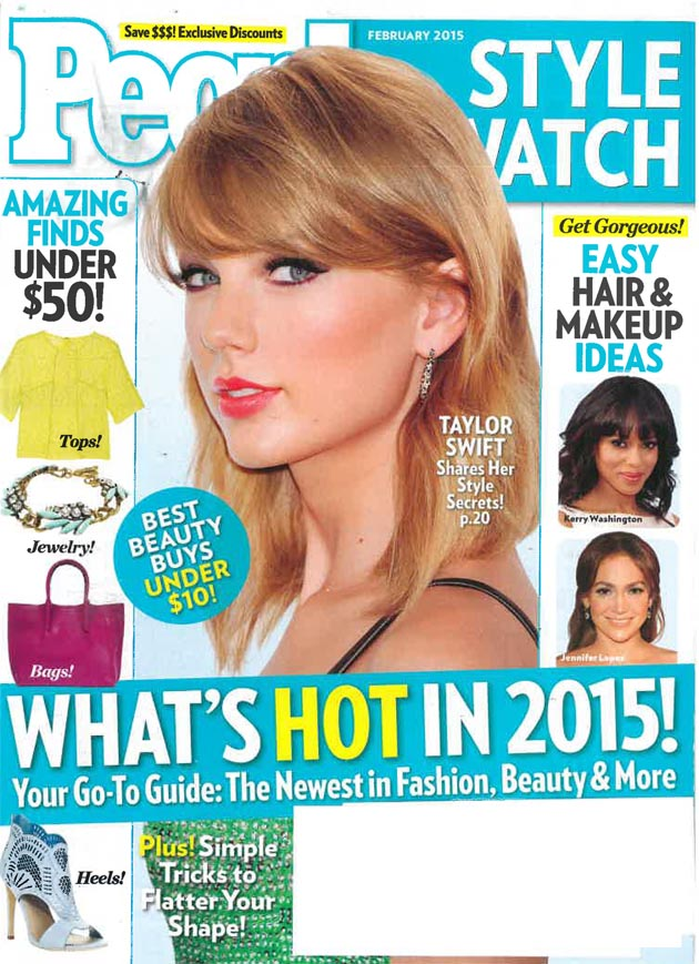 People StyleWatch, February 2015