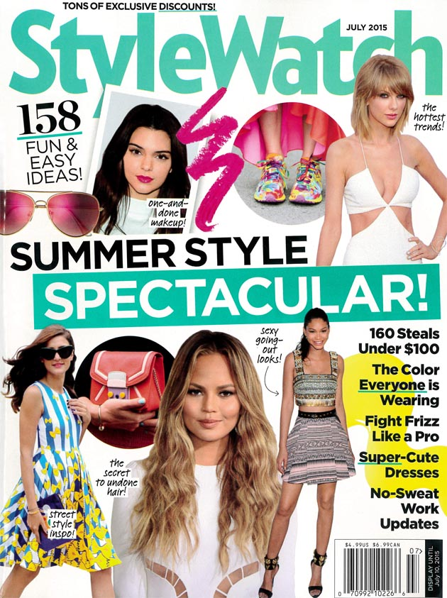 People StyleWatch, July 2015