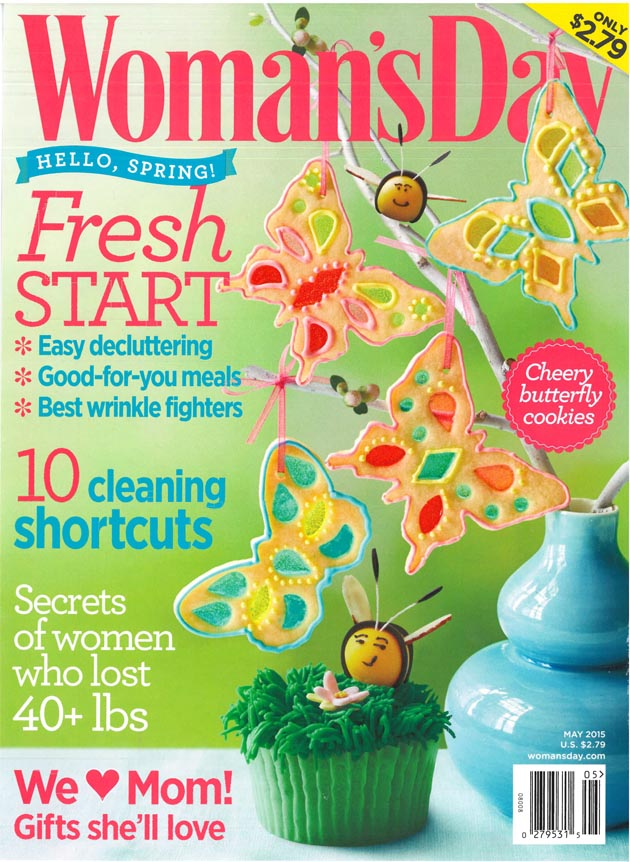 Woman's Day, May 2015